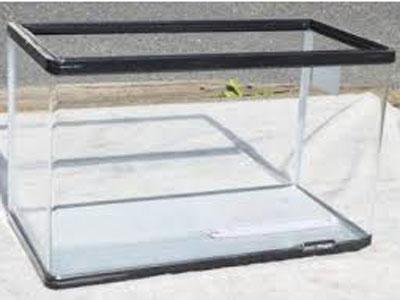 【アクアリウム】水槽が水漏れ・・・対処方法ありますか?