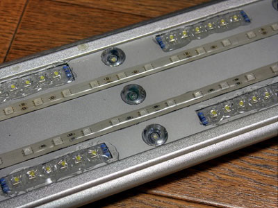 【アクアリウム】LEDテープ興味あるけど全光束の計算方法が分からない諦めた