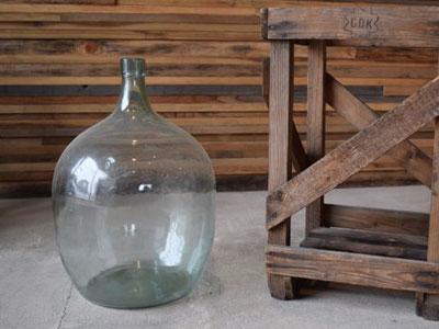 【ボトルアクアリウム】ボトルアクアリウム・・・謎の苔を津波で流れてきた瓶にぶち込んで育てた!